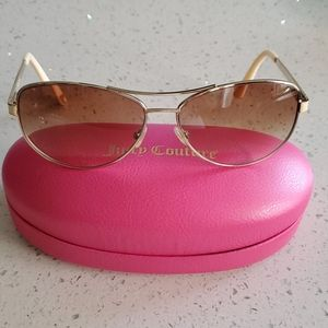 Juicy Couture RX sunglasses